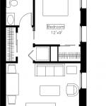 4118 Langland Apt 2 floor plan