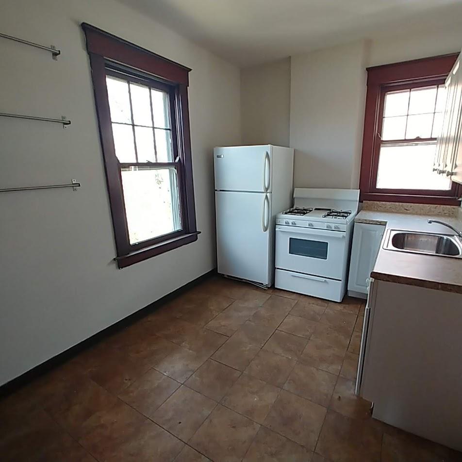 also the kitchen