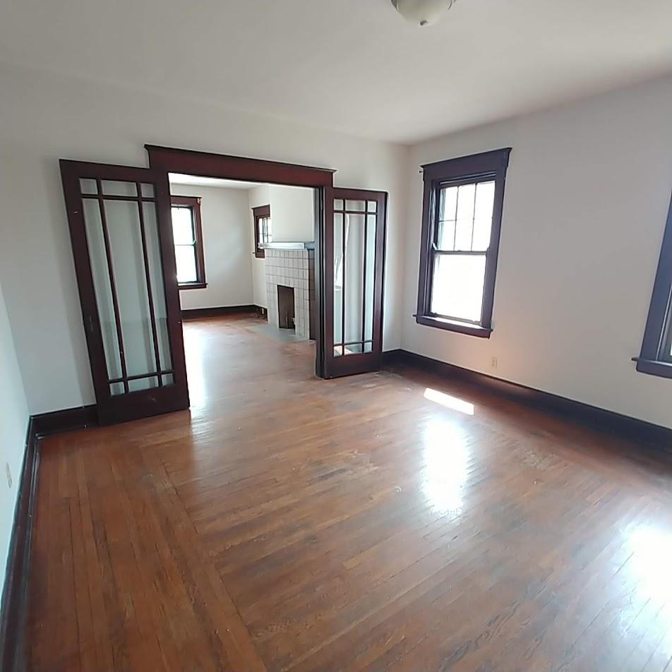 second floor thru
