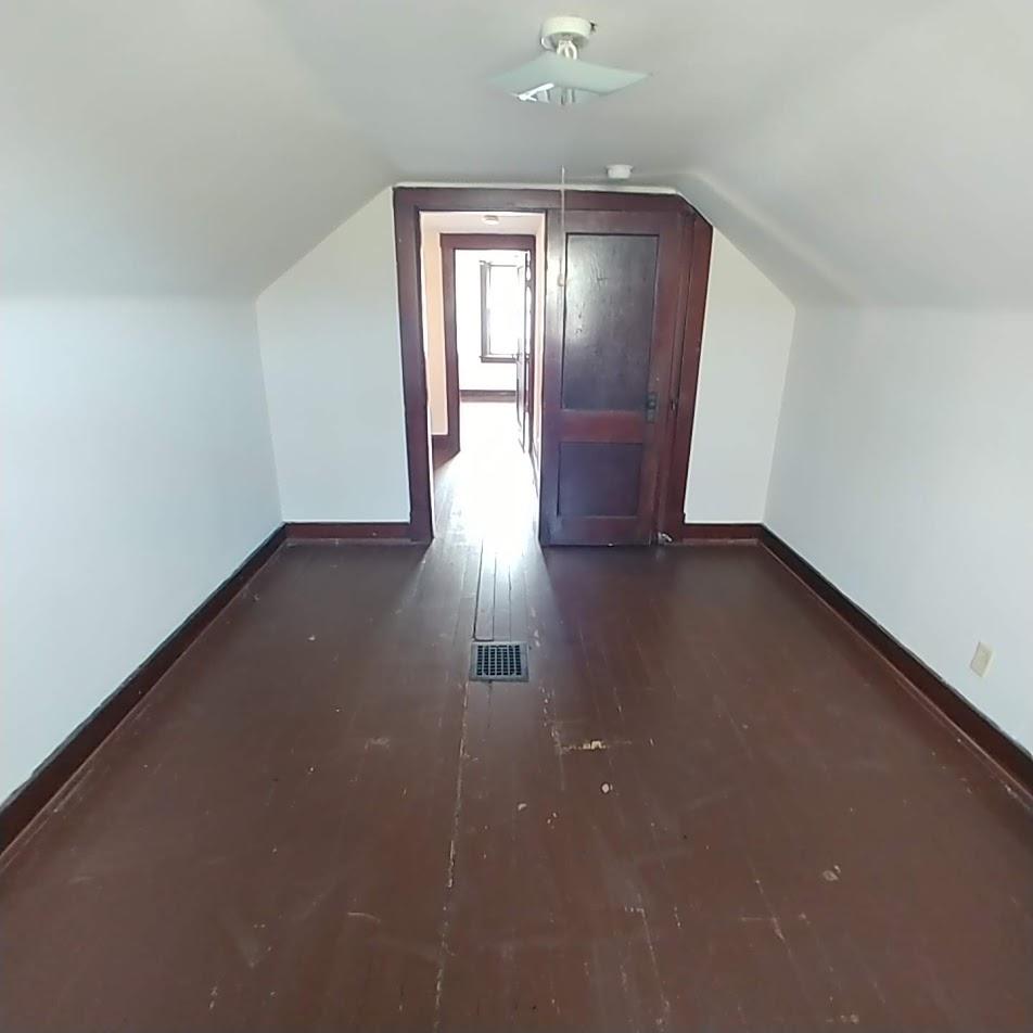top floor through